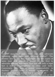 Honoring Dr. King